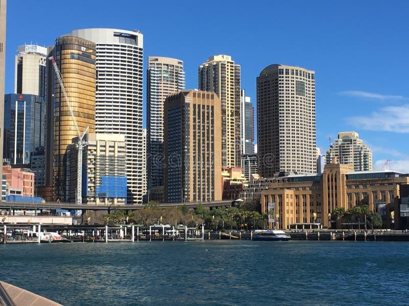 Brisbane City royalty free stock images