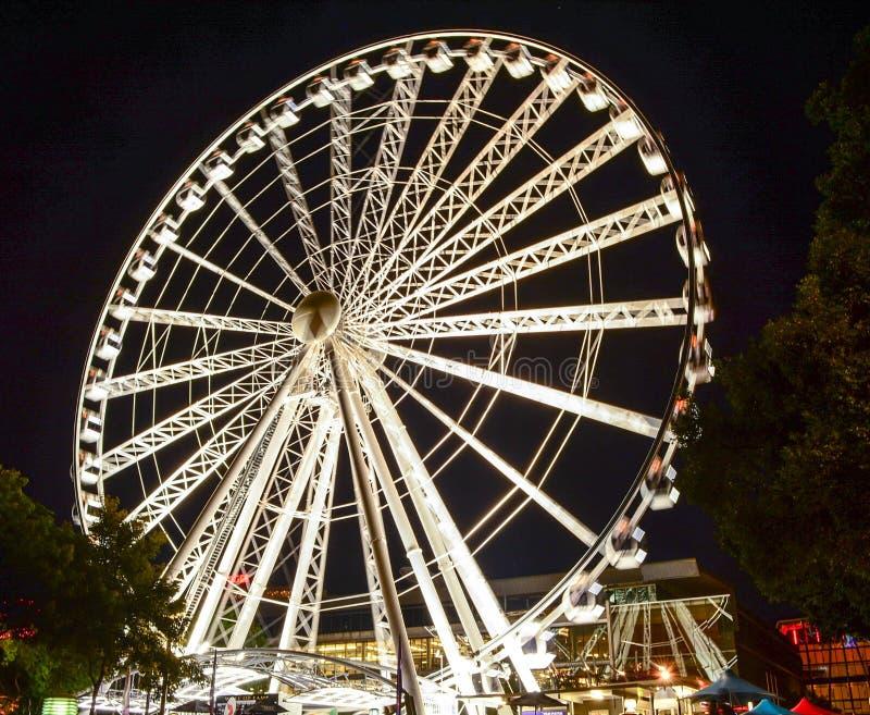 Brisbane-Rad lizenzfreies stockbild