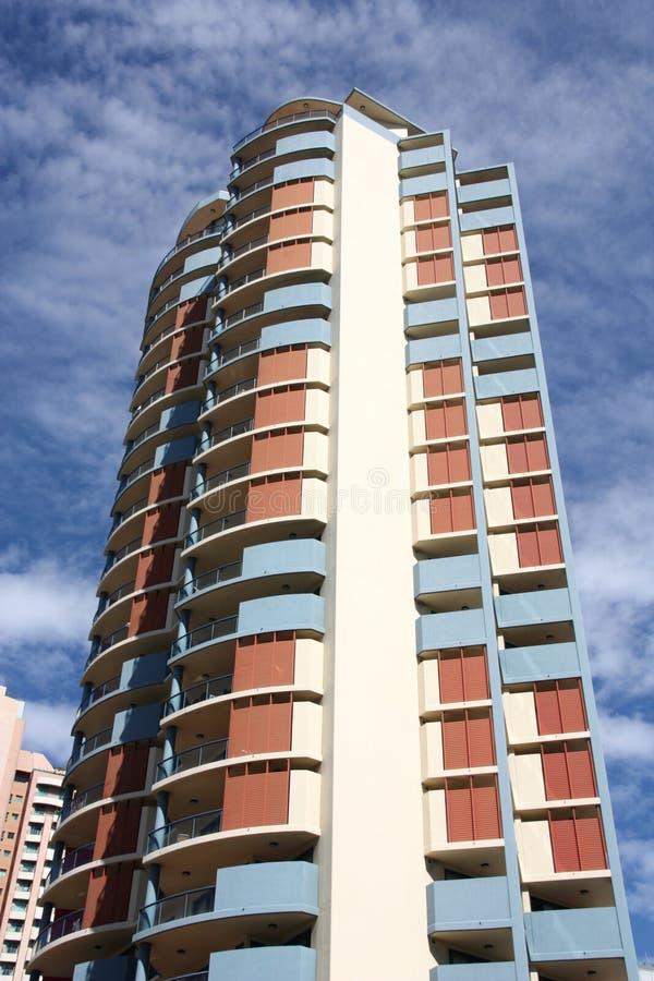 Brisbane skyscraper stock photography