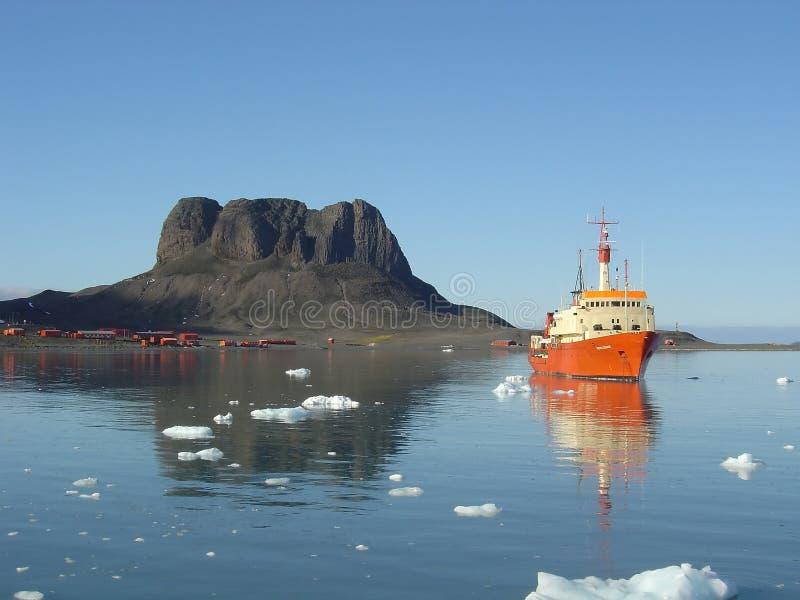 Brise-glace photographie stock libre de droits