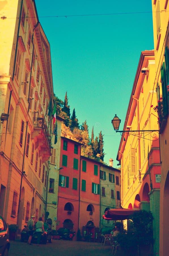 Brisighella, Italië royalty-vrije stock foto