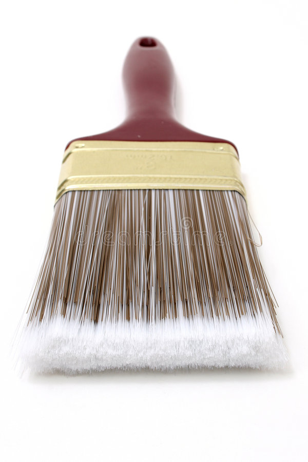 Download Bristles Brush Detail Great Top Στοκ Εικόνα - εικόνα: 100641