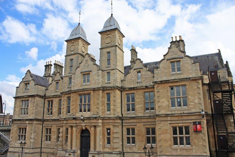 Bristol Architecture imagens de stock royalty free