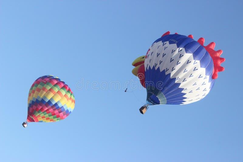 Bristol Balloon Fiesta 2014 stockbilder