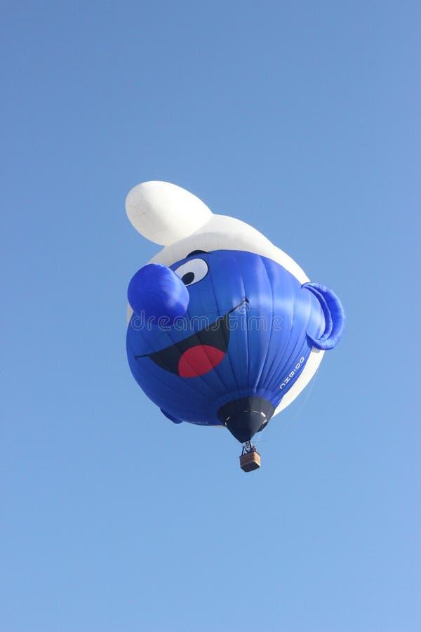 Bristol Balloon Fiesta 2014 stockfotos