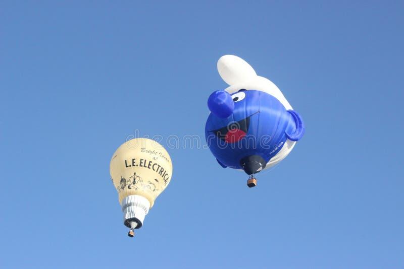 Bristol Balloon Fiesta 2014 stockbild
