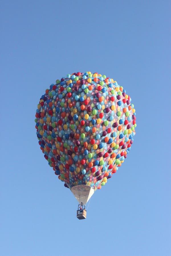 Bristol Balloon Fiesta 2014 stockfotografie