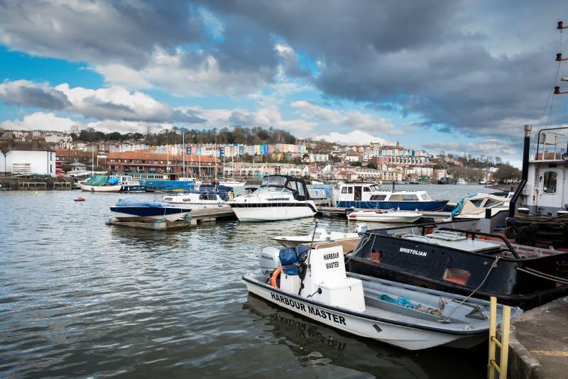Bristol Docks imagenes de archivo