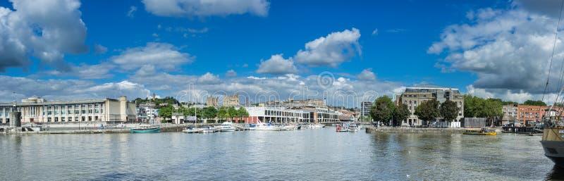 Bristol Docks (2) fotos de archivo libres de regalías