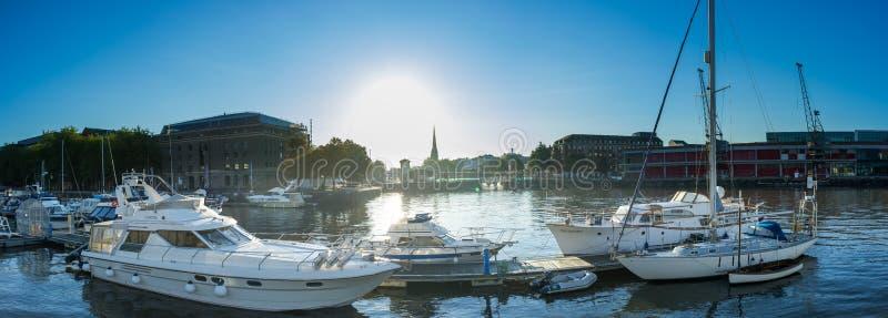 Bristol Docks (3) fotos de archivo libres de regalías