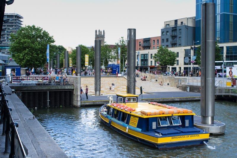 Bristol Ferry fotos de archivo libres de regalías