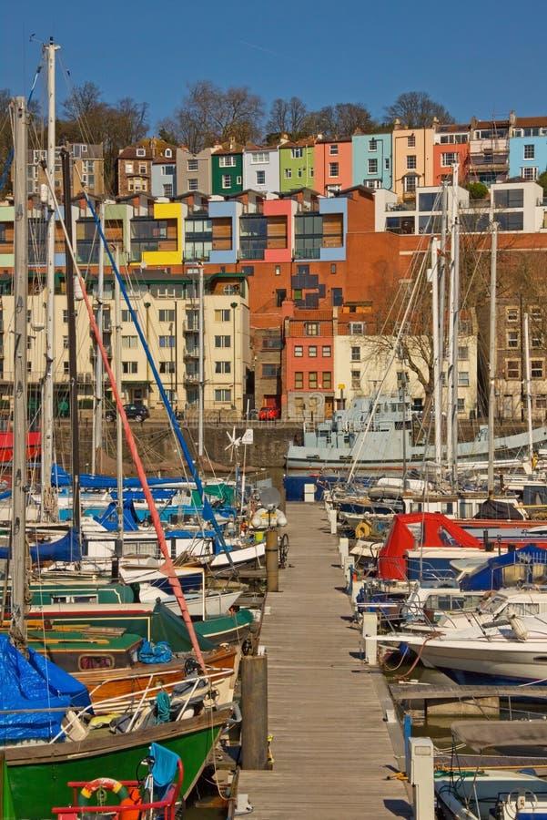 Bristol Harbour photos stock