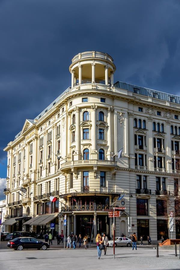 Bristol Hotel fotos de archivo libres de regalías