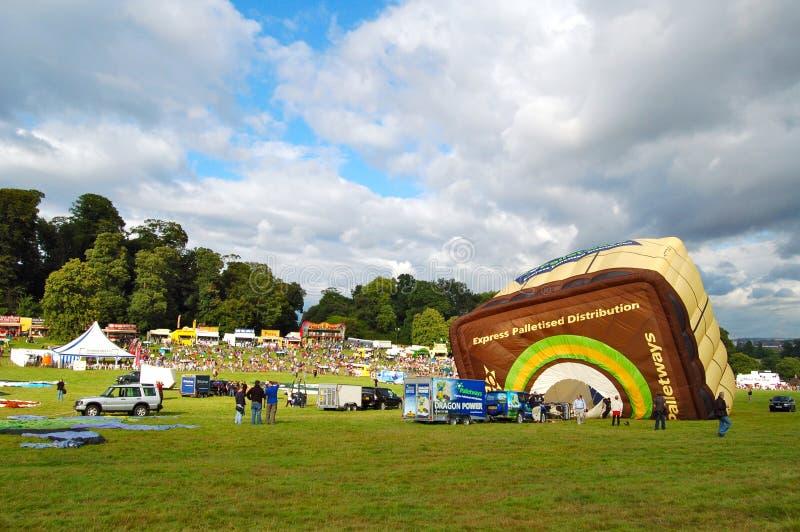 Download Bristol International Balloon Fiesta Editorial Stock Photo - Image of international, united: 25624883