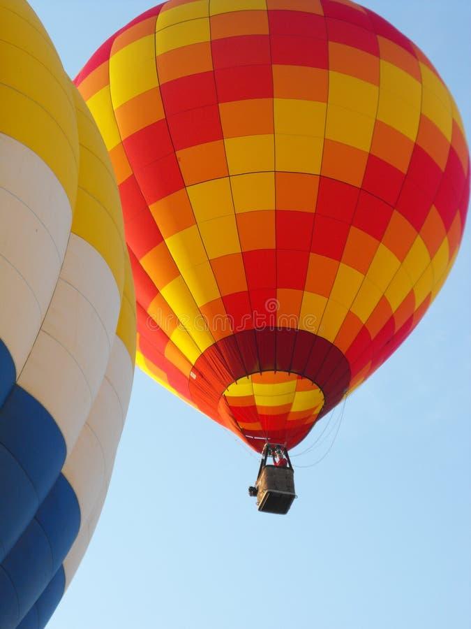 Bristol International Balloon Fiesta fotografia stock libera da diritti