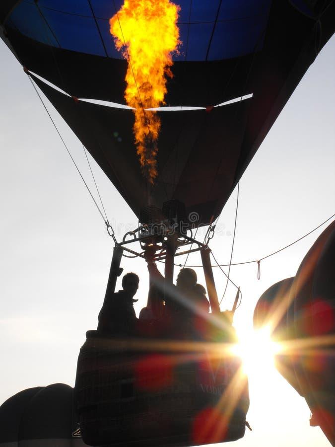 Bristol International Balloon Fiesta immagine stock libera da diritti
