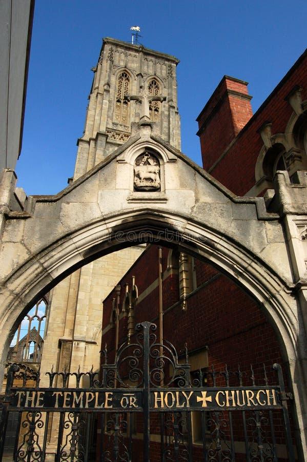 bristol kyrkligt tempel fotografering för bildbyråer
