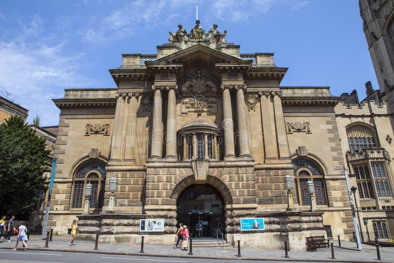 Bristol Museum och Art Gallery arkivfoto