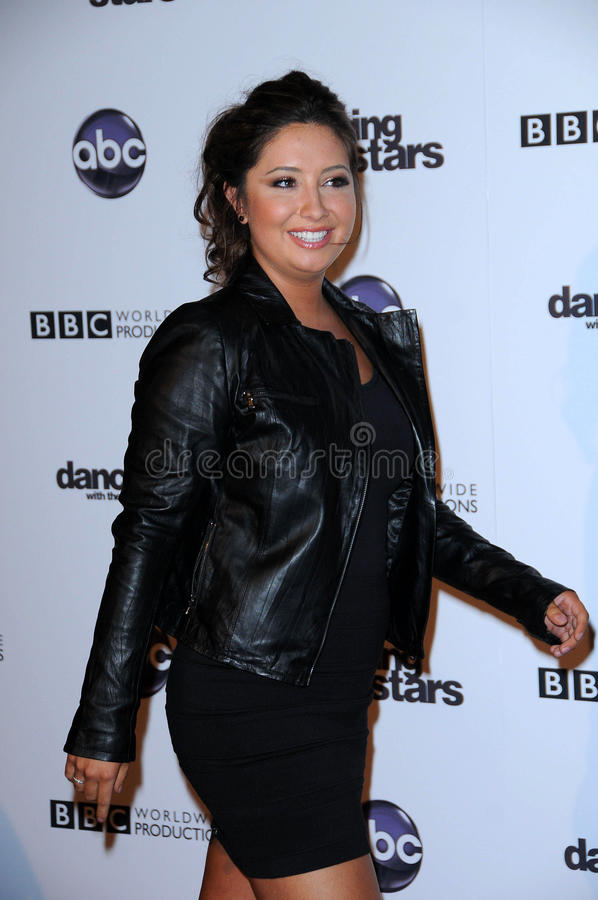 Download Bristol Palin editorial stock photo. Image of stars, boulevard - 25685578