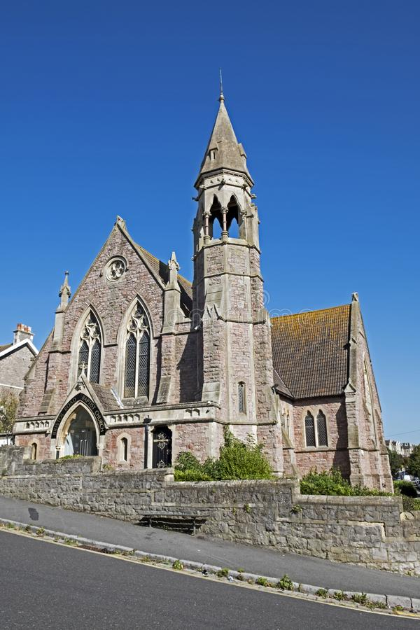Bristol Road Baptist fotografia stock
