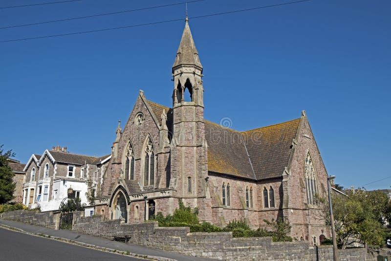 Bristol Road Baptist obraz royalty free