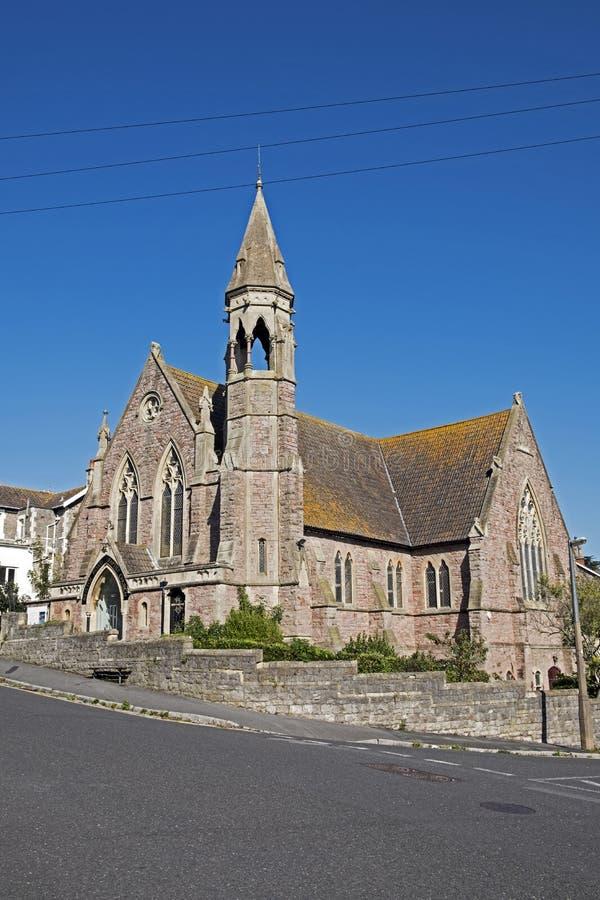 Bristol Road Baptist obraz stock