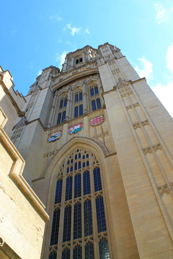 Bristol University arkivfoto