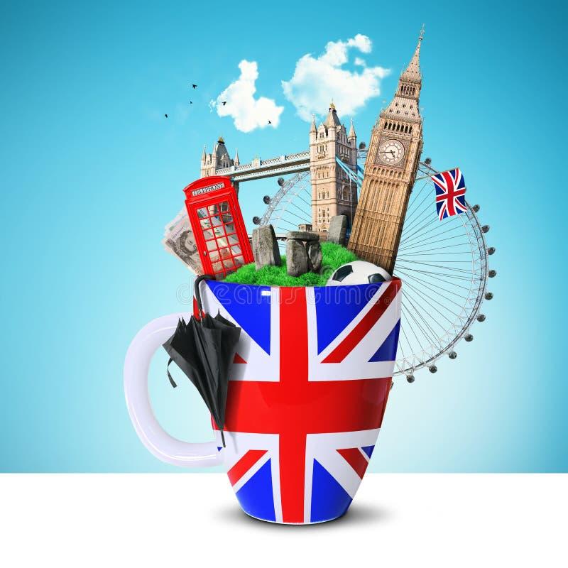 britain fotografie stock