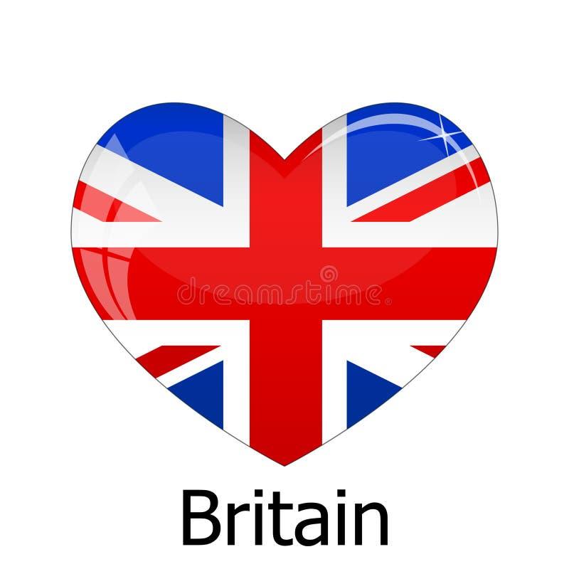 Britain Flag Stock Image