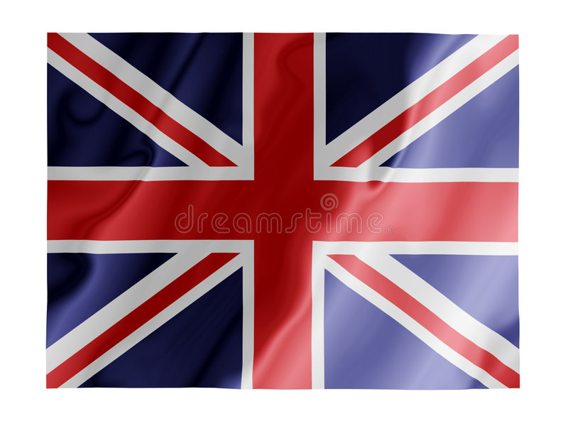 Download Britain Fluttering Royalty Free Stock Photo - Image: 4825255