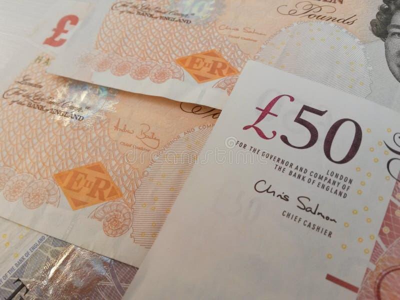 Briten Sterling Pounds lizenzfreie stockfotos