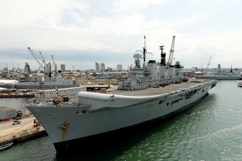 Britische Kriegsschiffe