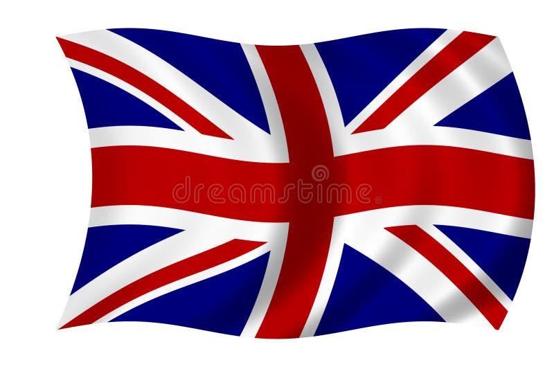 Britische Markierungsfahne