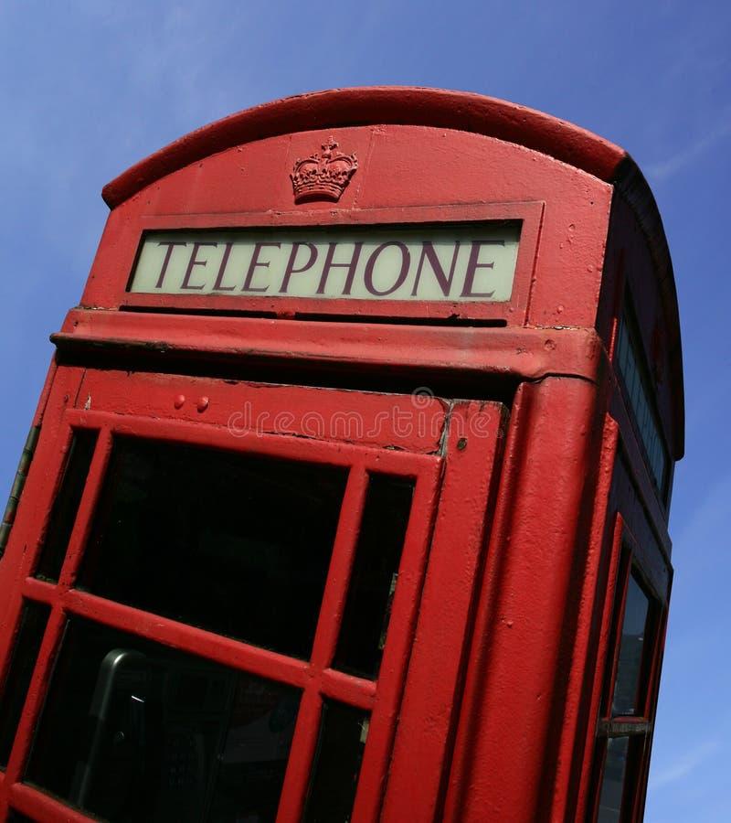 Download Britischer Aufrufkasten stockbild. Bild von tür, draußen - 867731