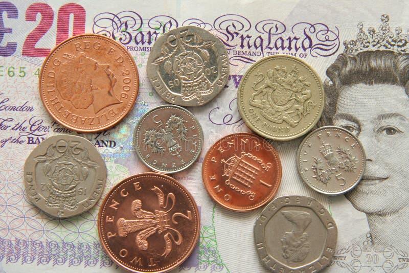 England Geld