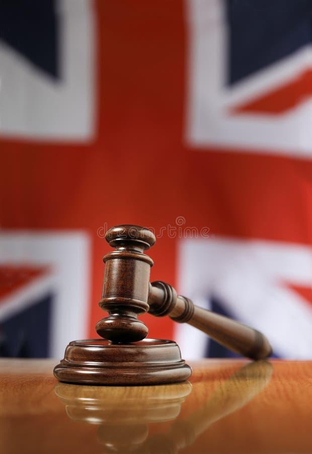 BRITISCHES Gesetz stockbilder