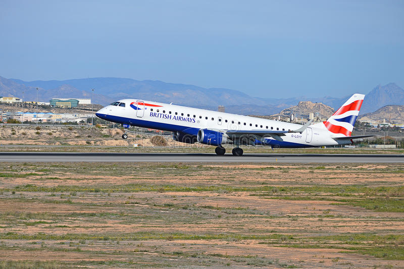 British Airways images stock