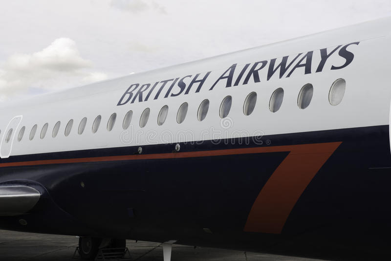 British Airways photos stock