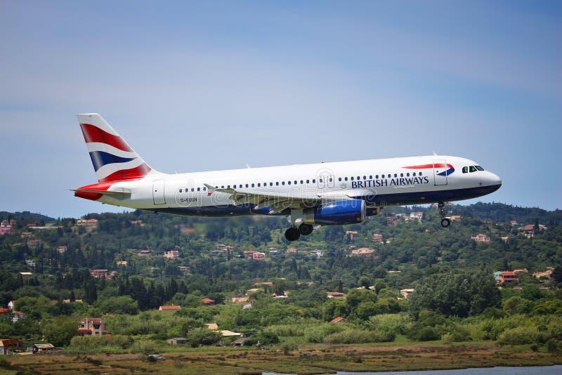 British Airways photographie stock
