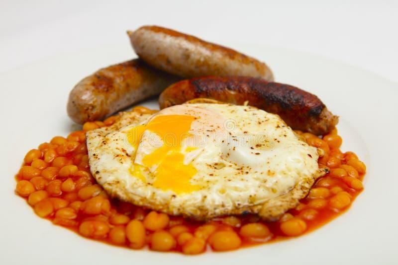 Download British breakfast stock image. Image of close, horizontal - 16483753