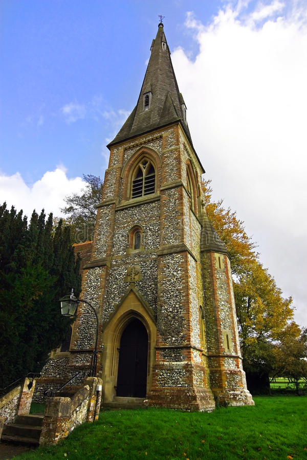 Download British church tower stock image. Image of tower, english - 16745763