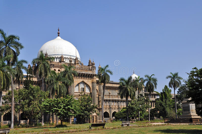 British Colonial Architecture in India stock photo