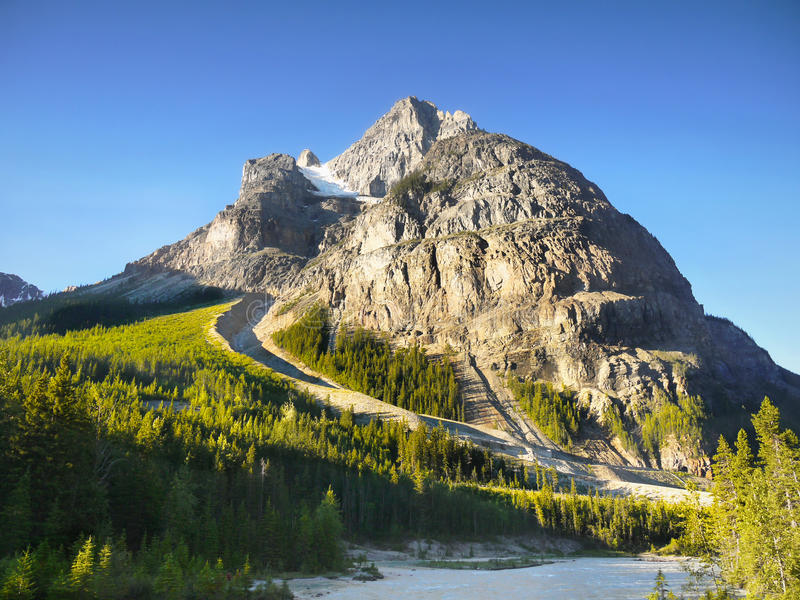 British Columbia, Yoho National Park stock images