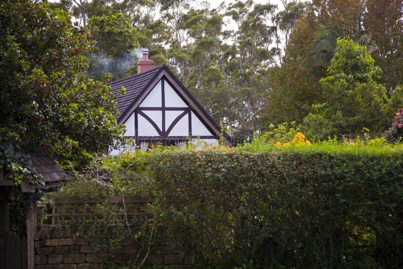 Download British Cottage stock image. Image of lane, narrow, silence - 20437017
