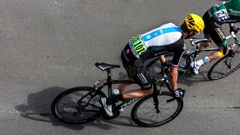 Download The British Cyclist Bradley Wiggins Editorial Image - Image: 26012005