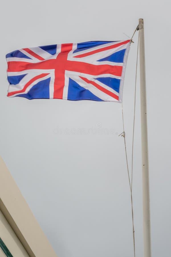 Free British Flag Royalty Free Stock Photography - 62167387