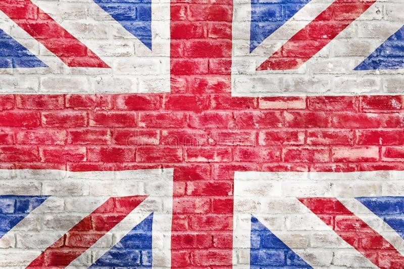 Grunge British Flag Stock Illustrations 1537 Grunge