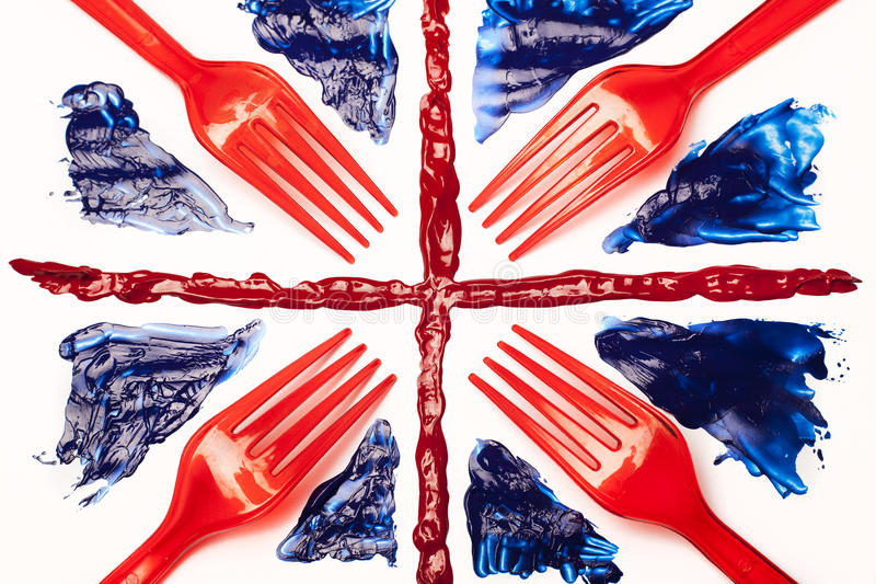 British Food royalty free stock photo