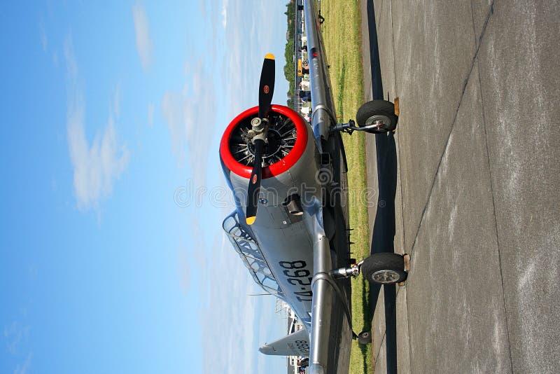 Download British Harvard aircraft editorial photo. Image of advanced - 2816301