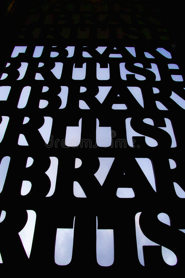 British Library lizenzfreies stockfoto